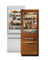 "Monogram Custom 30"" Fully Integrated Glass Door Built-In Bottom Freezer Refrigerator"