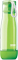 Zoku 16oz Everyday Collection Glass Core Green Water Bottle