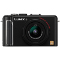 Panasonic Black 10.1 Megapixel Digital Camera