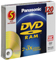 Panasonic 5-Pack DVD-RAM Discs