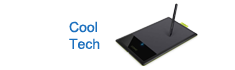 Wacom Bamboo Splash Pen Tablet - CTL471 Cool Tech Back To School