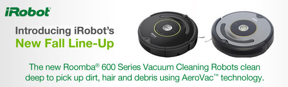 Roomba 600 Series at Abt