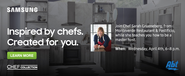 Samsung Chef Collection Event
