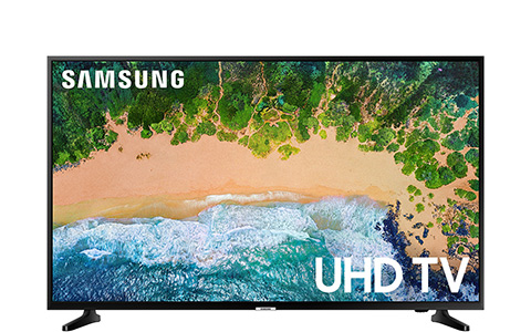 Shop this Samsung 50 inch UHD 4K HDR LED Smart TV