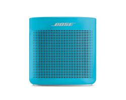 Bose Blue SoundLink Color Bluetooth Speaker II - 752195-0500