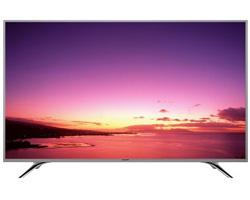 Sharp AQUOS 55in Silver UHD 4K LED Smart HDTV - LC-55N7000U