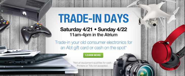 Trade-In Days