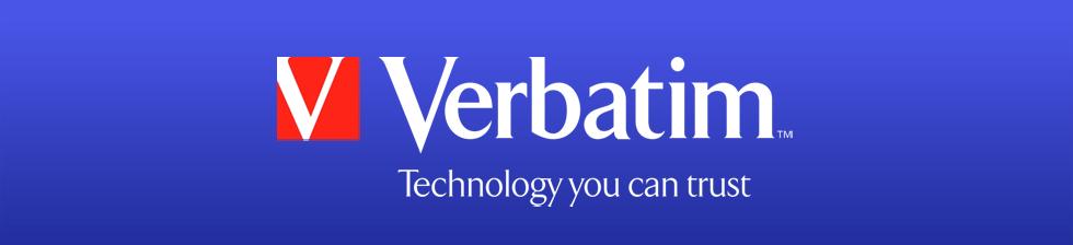 Verbatim Digital Media Storage Solutions