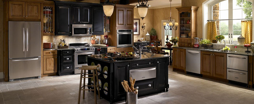 KitchenAid Kitchen - Appliances