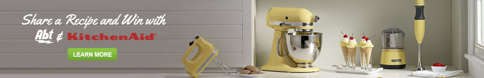 Share a Recipe and Win with Abt and KitchenAid!