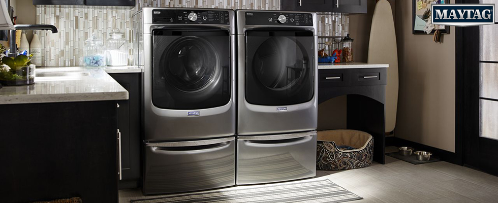 Maytag Laundry Appliances