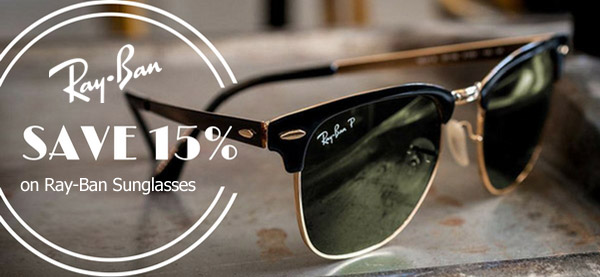 Abt's Weekly Newsletter - Save On Ray-Ban Sunglasses - 04/27