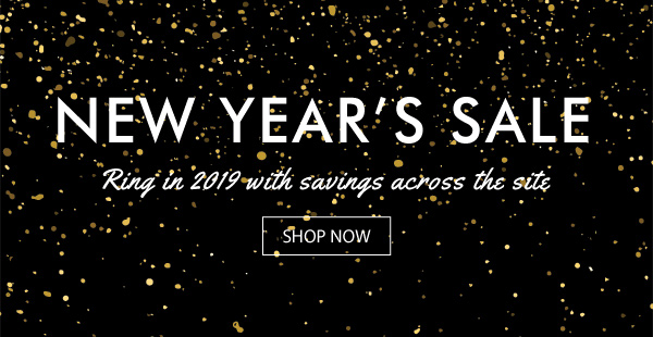 Abt's Weekly Newsletter - Our New Year's Sale Starts Now - 12/31