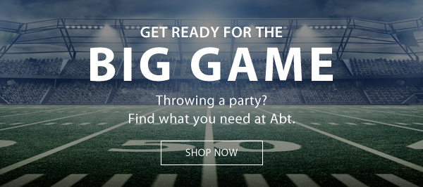 Abt's Weekly Newsletter - Get Ready For The Big Game - 01/22