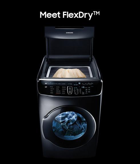 Meet Samsung FlexDry™
