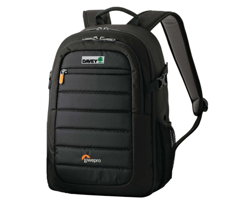 The Davey Tree Expert Company on a Lowepro Backpack