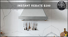 Bertazzoni Instant Saving Up to $200
