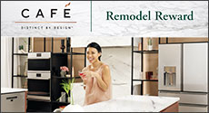 Cafe Remodel Reward Receive up to a $2000 Rebate