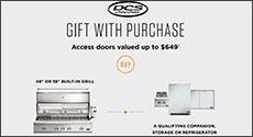 DCS Bonus Gift Free Access Doors