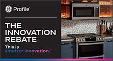 GE Profile $2,000 Innovation Rebate