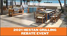 Hestan Grilling Rebate Event 2021
