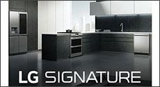 LG Signature 2020 Appliance Bundles Promo