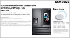 Samsung Family Hub Mail In Rebate