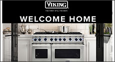 Viking Major Appliances Get 5% Cash Back