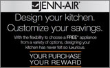 Jenn-Air - Receive a Free Dishwasher and Ventilation OR Undercounter Refrigeration Product with the purchase of select Appliances. Expires: 12-31-14