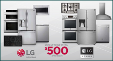 LG - Get An LG Visa Prepaid Card Worth Up To $500 By Mail Expires: 03-06-19