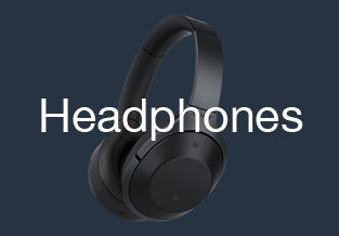 Shop Sony Headphones at Abt