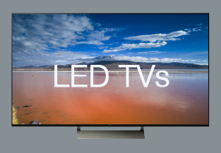 Shop Sony LED TVs at Abt