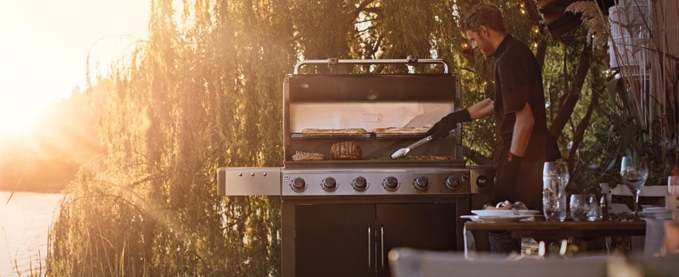 Weber Genesis II E-640 Grill